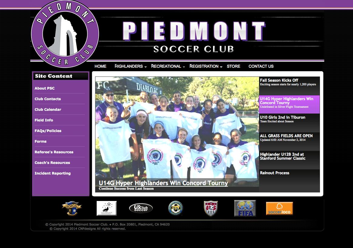 Piedmont Soccer