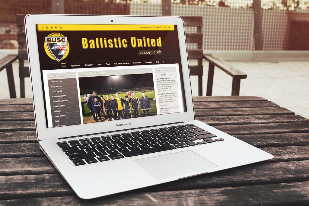 Ballistic United Soccer