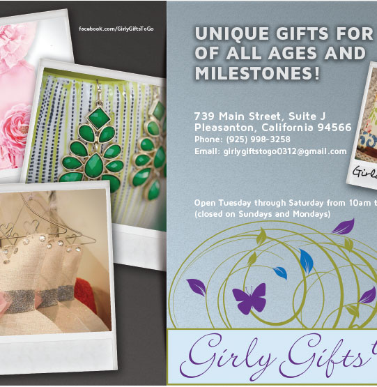 Girly Gifts To Go