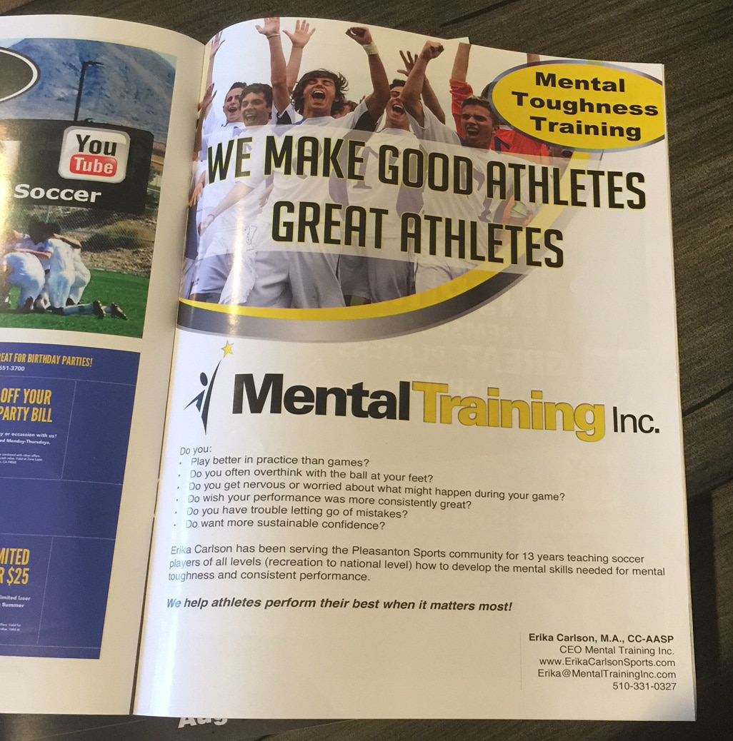 Mental Training Inc.