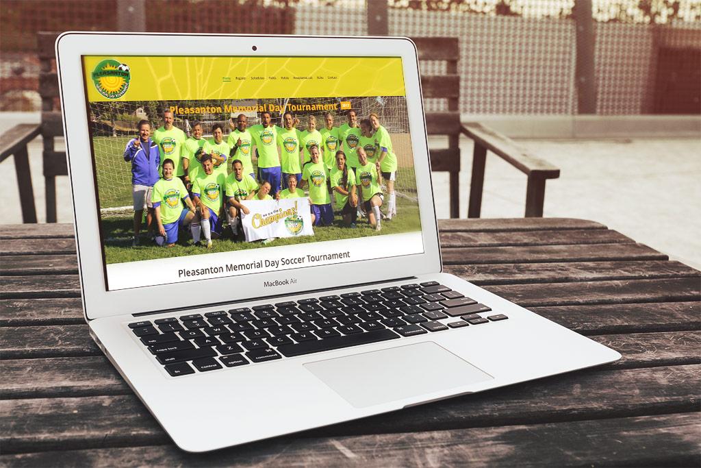 Pleasanton Memorial Day Soccer Tournament