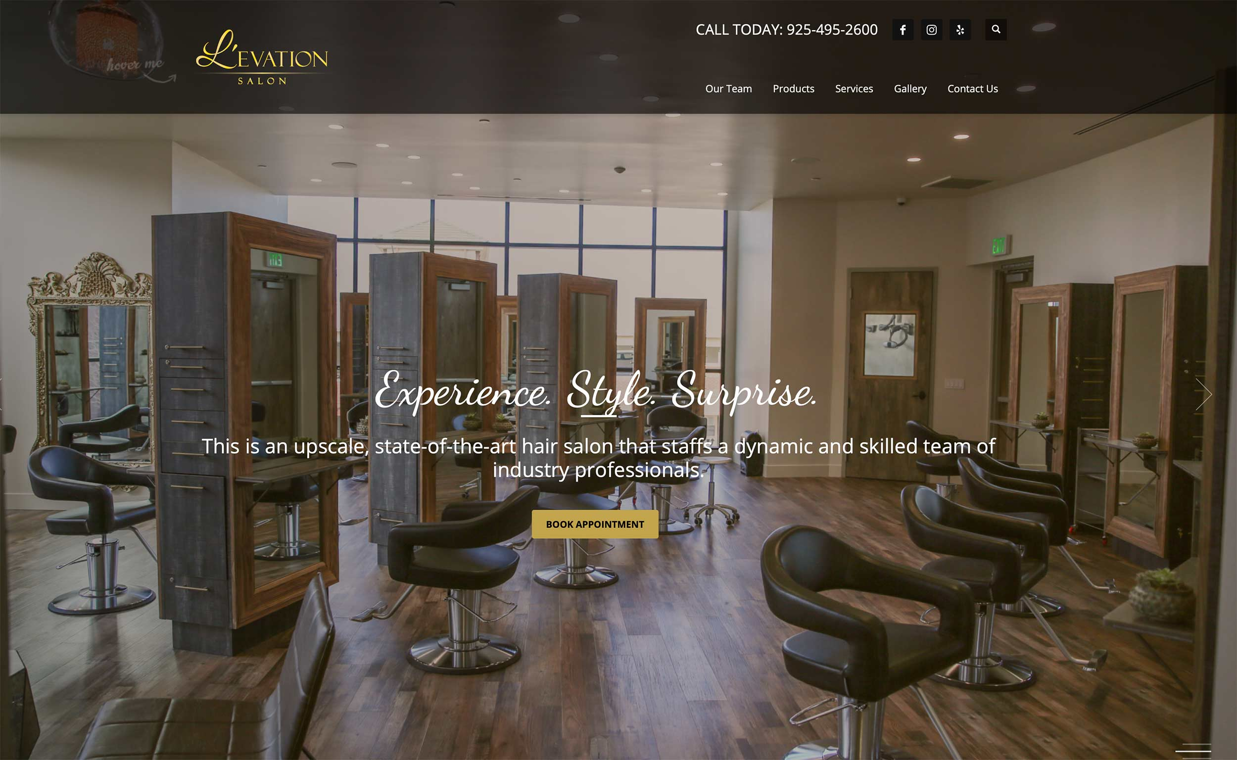 L'evation Salon