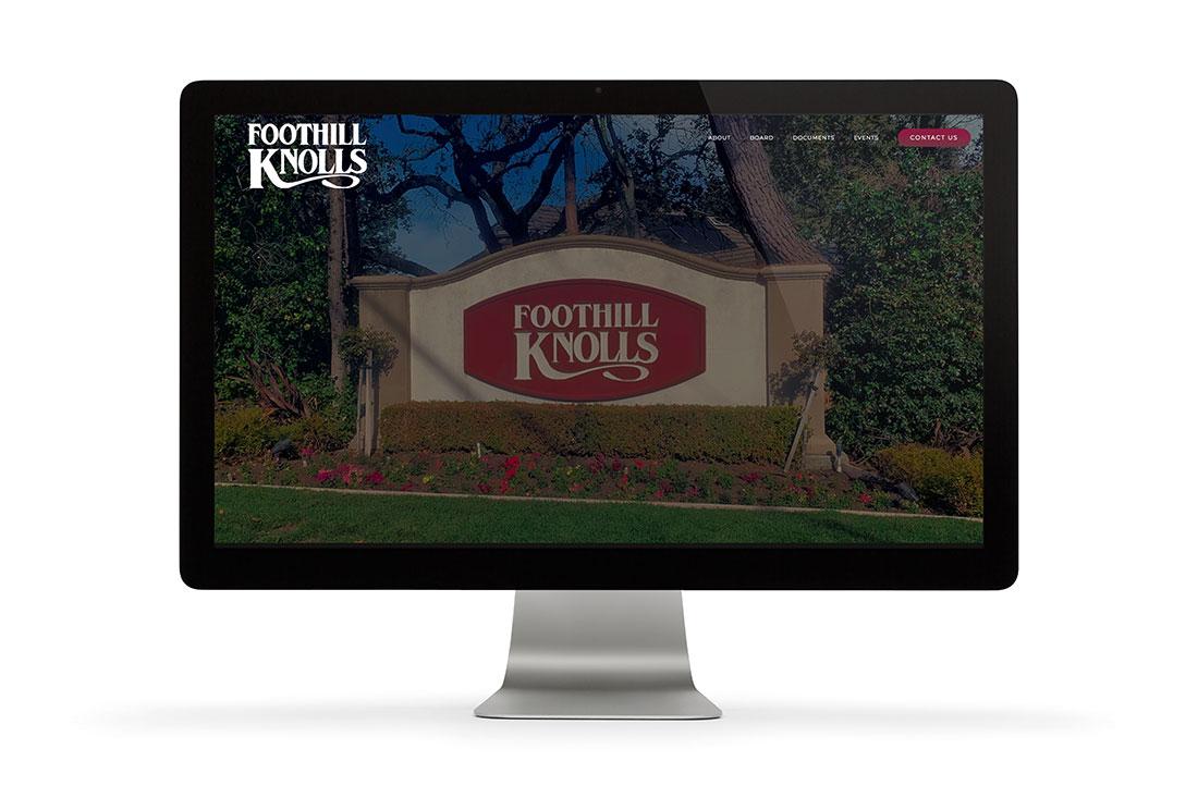 Foothill Knolls HOA